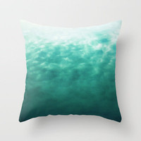 Part of Your World II (Fine Art) Throw Pillow by RichCaspian | Society6