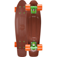 Penny Organic Original Skateboard Brown/Orange One Size For Men 20863244901