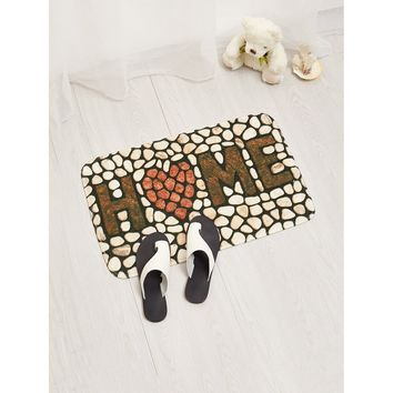 Cobblestone HOME Door Mat