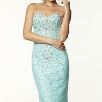 Paparazzi by Mori Lee 97012 Dress