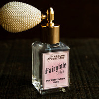 Fairytale Mist  Cotton Candy Lace Perfume  by TheParlorApothecary