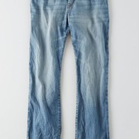 AEO Men's Classic Bootcut Jean (Light Vintage Wash)