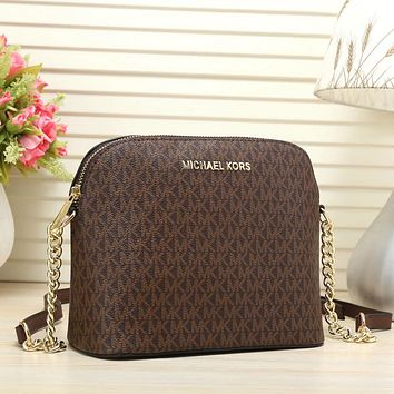 MK Women Fashion Chain Crossbody Shoulder Bag Satchel