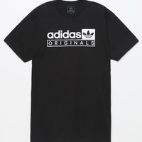 adidas Linear Logo Originals T-Shirt at PacSun.com