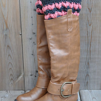Victoria Boot Cuffs Crochet Pattern pdf