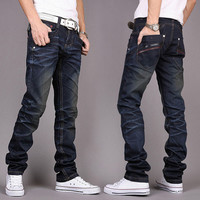 Slim Fit Designer Denim Jeans