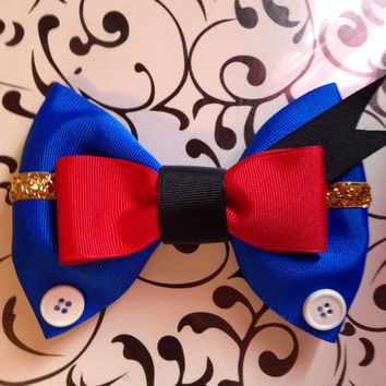 Donald Duck- Disney Classic Inspired Bow