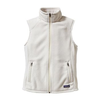 Patagonia Women's Simple Synchilla® Fleece Vest