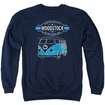 Woodstock - Van Adult Crewneck Sweatshirt