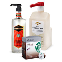 Verismo™ White Peppermint Mocha Kit