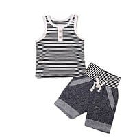 Kyle Toddler Tank Outfit