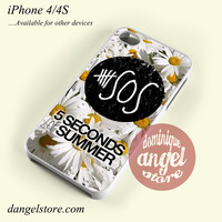 Daisy 5 Seconds Of Summer 5sos Phone case for iPhone 4/4s and another iPhone devices