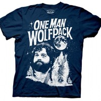 The Hangover Alan One Man Wolfpack Navy T-shirt  - The Hangover  - | TV Store Online