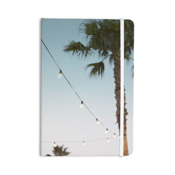 "Kristi Jackson ""Summer Nights"" Coastal Green Everything Notebook"