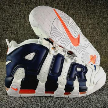 2018 Original Nike Air More Uptempo Fashion and leisure sports shoes