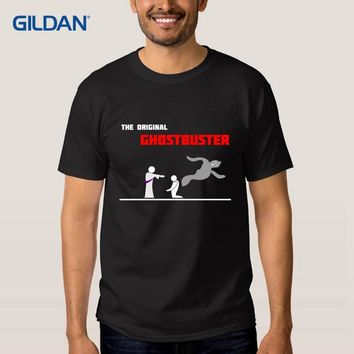 Vintage Mens T Shirts 2018 T-Shirt Business Ghostbusters The Original Ghost Busters New Shirt