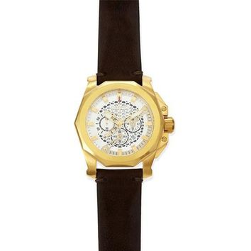 Orefici Vintage Style Gold Watch
