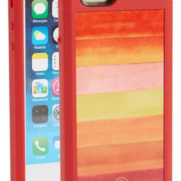Tory Burch 'Block T' iPhone 6 & 6s Charging Case | Nordstrom
