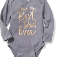 Graphic Bodysuit for Baby   Old Navy