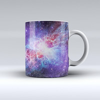 The Supernova ink-Fuzed Ceramic Coffee Mug