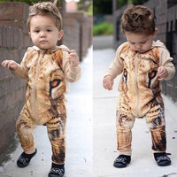Fashion Children Baby Kids Cute Mom's baby Funny One-piece Clothing [9283977988]