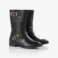 (Minus The) Leather Buckle Boot