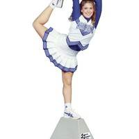 Cheerleading Stunt Stepper