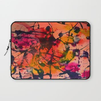 Summer Fling Laptop Sleeve by DuckyB (Brandi)