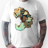 Fighting Arcanine  Unisex T-Shirt