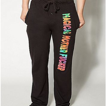 Magical Motherfucker Lounge Pants - Spencer's