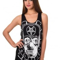 Banned Apparel Travelling Alone Gothic Vest | Attitude Clothing