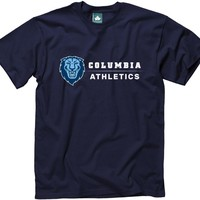 Columbia Lions Athletics T-Shirt (Navy)