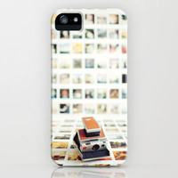 Polaroid Wall iPhone Case by Kevin Russ | Society6