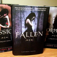 Fallen Series By Lauren Kate Book 1-3 (Fallen, Torment & Passion)