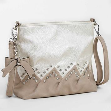 Rhinestone Crossbody Purse