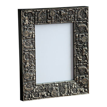 Industrial Steampunk Picture Frames