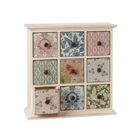 Calico Florals Drawers