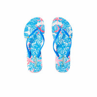 Pool Flip-Flop - She She Shells | Lilly Pulitzer