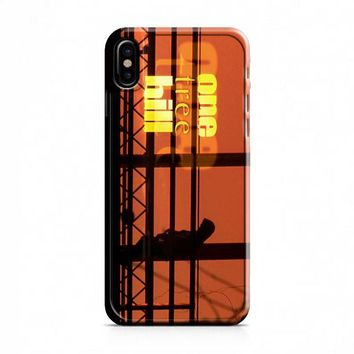 One Tree Hill (logo) iPhone X Case