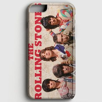 The Rolling Stones Photos Concer Band iPhone 6 Plus/6S Plus Case
