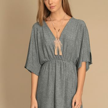 Jasmine Tea Tunic Dress | Threadsence