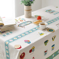 Home Decor Tablecloths [6283650694]