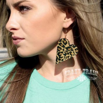 Lady Love Earrings from Crazy Train