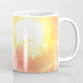 Staring at the Sun Mug by Adaralbion