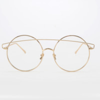 Round Clear Lens Supa Nova Glasses