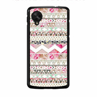 Girly Floral Tribal Andes Aztec Nexus 5 Case