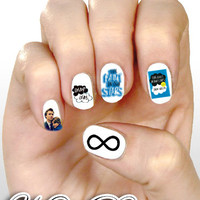 The fault in our stars Nail Decals