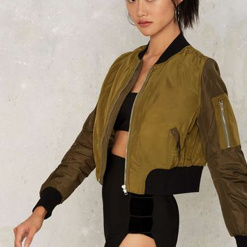 Shareen Bomber Jacket