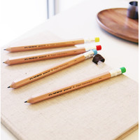 Wood Mechanical Pencil Set
