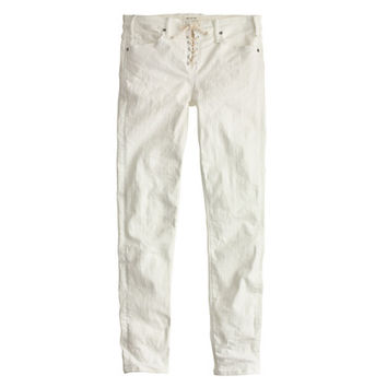 J.Crew Womens Mcguire Shore Leave Slim Jean In The Heights Wash